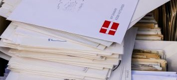 Tax address and correspondence address